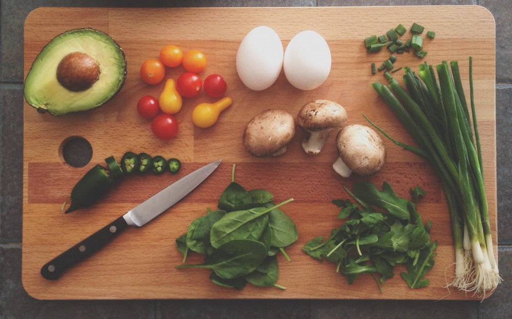 healthy food for energy